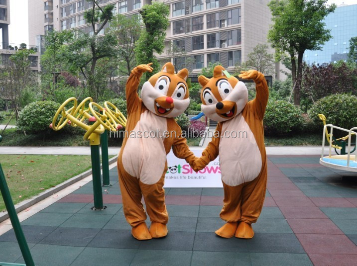 BIG SALE! Hot commodity of funny cartoon mascot costumes