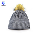 Warm and soft Bluetooth Beanie Winter Hat- Wireless Musical Headphones Speaker Beanies Unisex