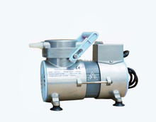 Oil free Medical Vacuum Pump 220V Double Head Diaphragm Vacuum Pump Model:GM-0.2
