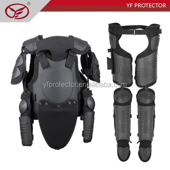 Fire Resistance Body Protective Suit