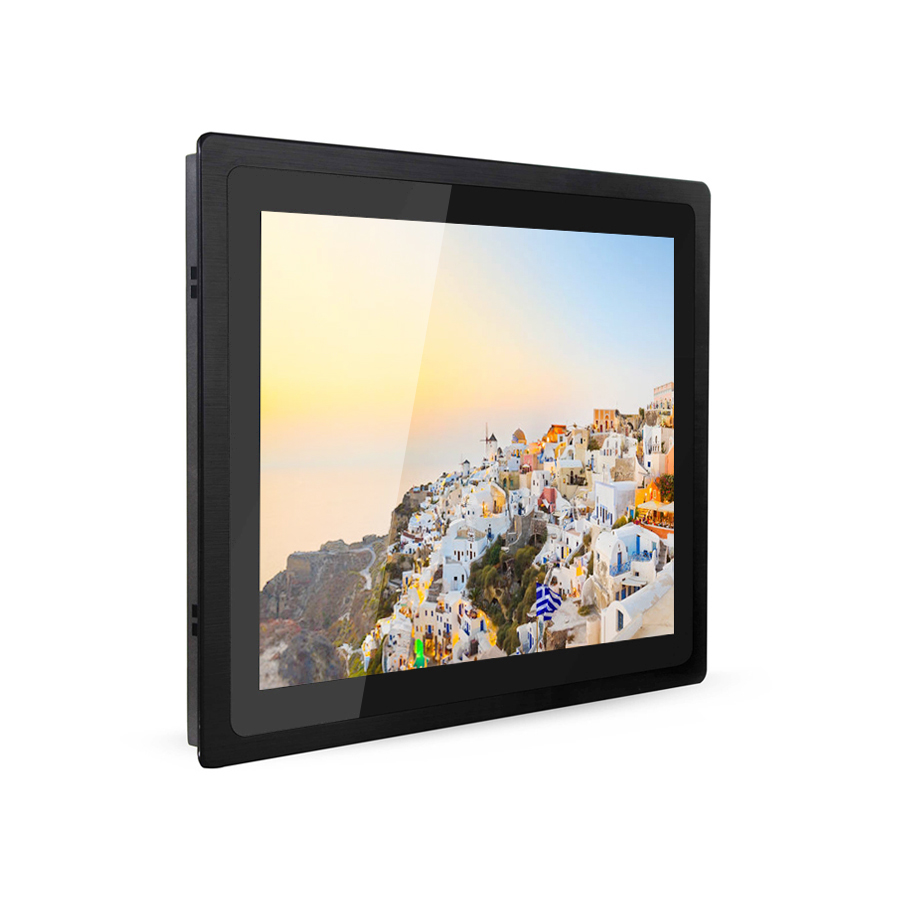 Factory price high brightness embedded 22 inch Industrial Touch Screen 21.5inch LCD <strong>Monitor</strong>