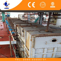 200TPD edible oil refining machine