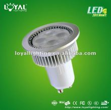 2012 New GU10 4W dimmable (CE&RoHS)
