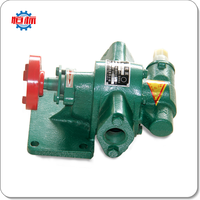 Hengbiao efficiency pressurized oil system booster fuel system hydraulic rotary industrial lubrication gear oil pump