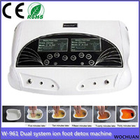 foot spa healthy life best ionic-tox dual detox machine