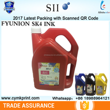 Trade assurance original infiniti sk4 solvent digital printing ink