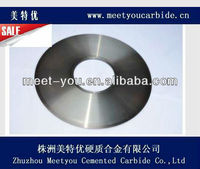 Tungsten carbide steel blade 250mm for Lead cutting machine