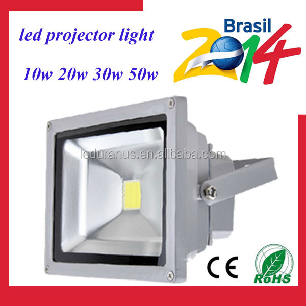hot sale outdoor waterproof IP65 10-100w AC85-265V high quality assurance led stadium flood light