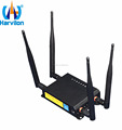 300Mbps Industrial Hotsale LTE 4G Router Wireless Modem RJ45 External Antenna Bus WiFi CPE with SIM Card Slot