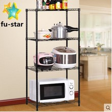 PN Home Kitchen Garage Wire Shelving 5 Shelf Storage Rack Unit Shelves Metal Closet Multi-funtion Folding Metal Shelf