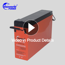 Lead Acid Battery Front 12v 180ah Solar Battery Price