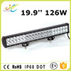 "Perfect 20""inch 126W Combo LED Work Light Bar for Truck Car ATV SUV 4X4 Jeep Truck Driving Lamp"
