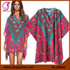 380040 NEW India Paisley Polyester Printed Kaftans