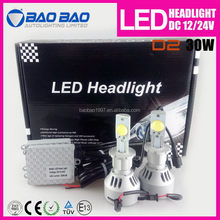 Top level new arrival cheap cob h7 1800 lm car led headlight