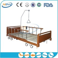 MINA-EB3717 patient care automatic 3-function hospital beds for sale