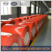 color prepainted galvanized cold rolled steel coil