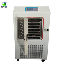 Freeze dryer Lyophilizer machine laboratory Commercial Industrial lyophilizer price TPV-100F 15kg/h Freeze Dryer with silicon