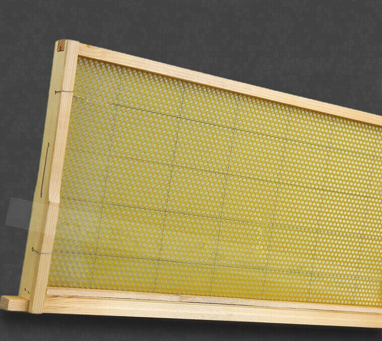 Wooden Bee Hive Frames   Chinese Bee Frame   Beehive Frame - Buy ...