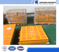 De-watering screen, environmental material, polyurethane screen