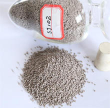 A-class saw flux agglomerated flux sj102 applied in hardfacing casting roller made by Laiwu Gujin