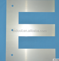 Flatness EI silicon steel sheet for transformer