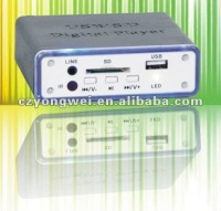 YW 1-A DC 12V car mp3 player