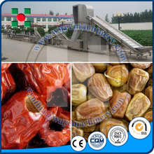 Xinye Supplier Red Dates Processing Plant Stainless steel Red Dates Processing Machinery