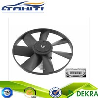 12V Cooling Fan/Electric Motor Cooling Fan Blade For VW GOLF JETTA PASSAT SCIROCCO OEM 1H0 959 455D 1H0 959 455G 165 959 455 AE