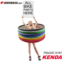 High quality KENDA colorful 700 23C Fixed Gear road bike tire