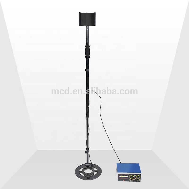 Original Factory Price Gold Diamond Metal Detectors /High Accuracy Big Scale Under Gold Scanner Machine