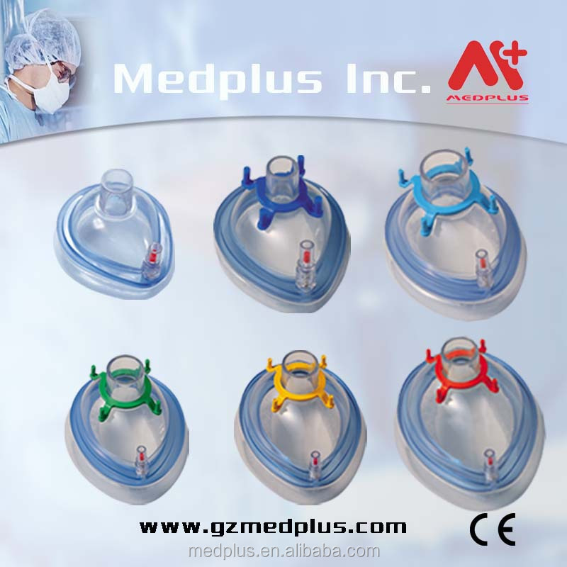 Surgical Disposable Anesthesia Breathing Mask