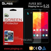 Best quality tempered glass screen guard for LG Volt 2 LS751 Boost mobile,for LG Volt 2 screen protector