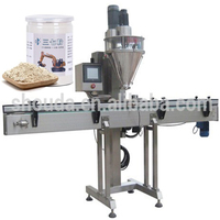 Dry Powder Automatic Filling Machine And