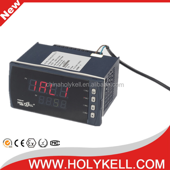 HOLYKELL high performance H5100 Series different size single-loop digital fuel pressure gauge