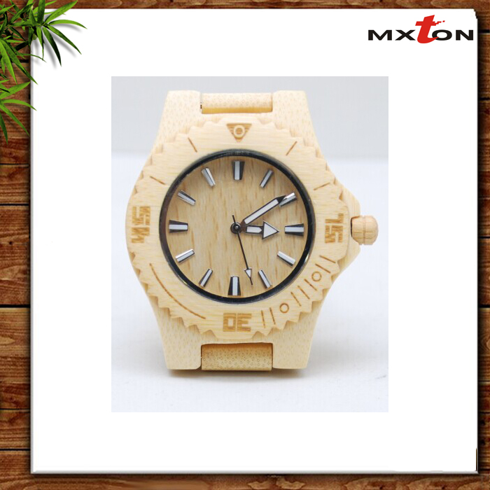 Womens Wood Watch 100% Natural Eco-Friendly Best Seller Watch Wood for USA And Western Market Wrist Watch from Guangzhou