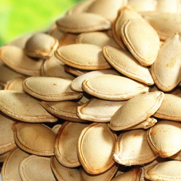 Edible pumpkin seeds with ISO9001