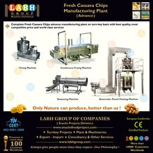 Most Renowned Indian Suppliers of Production Machines for Cassava Crisps w3