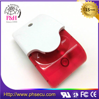remote power warning light sound alarm factory