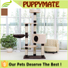 Cat tree house wholesale cat tree house , sisal cat house, pet cat tree toy tower