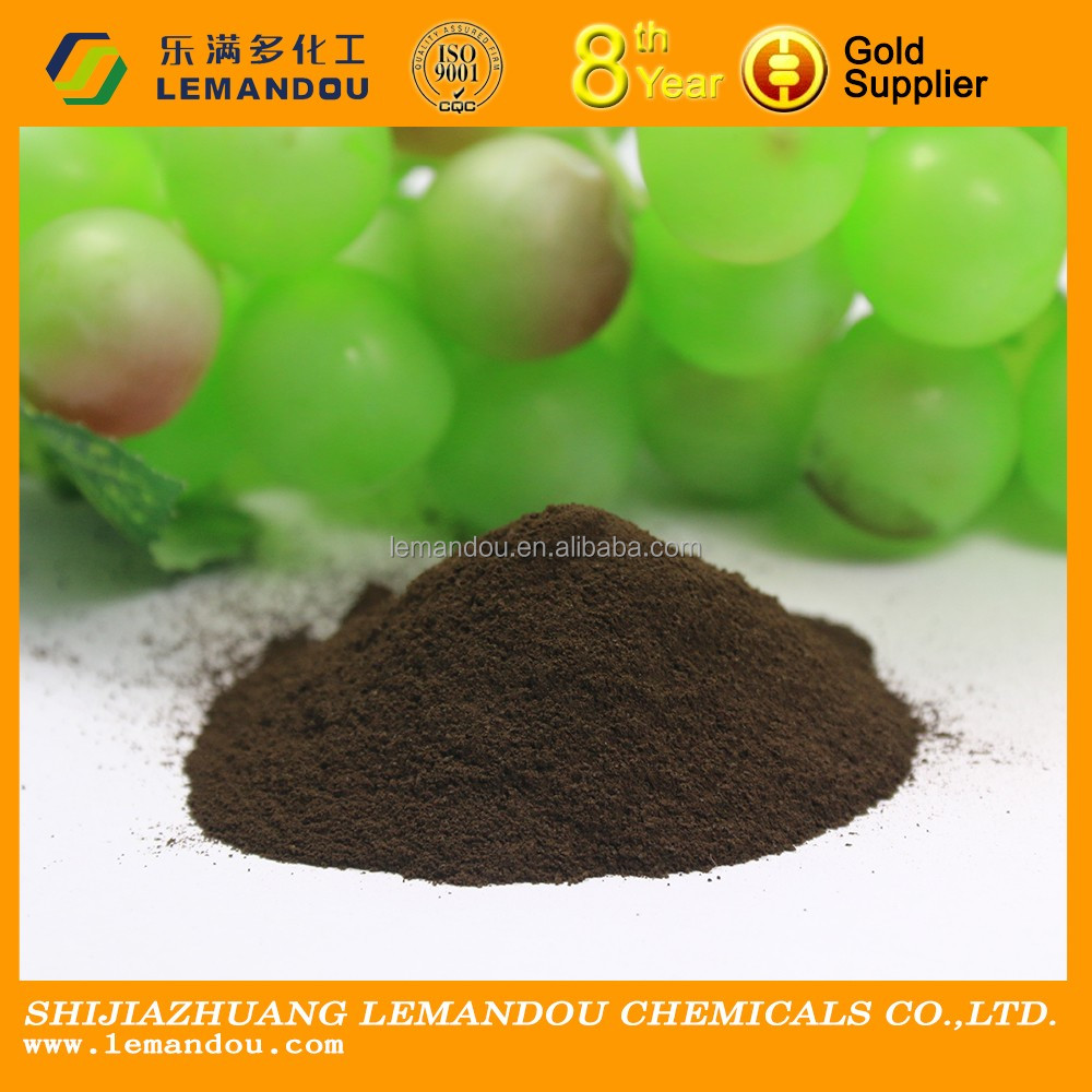 High purity bio organic fertlizer fulvic acid 80
