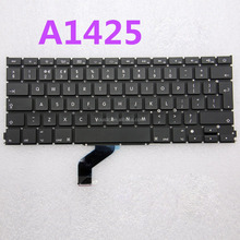 "Replacement New original laptop keyboard for Apple Macbook Pro 13"" 2012 Retina A1425"