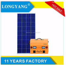 Portable 300W solar power generator solar power system facts for house