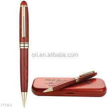 new design wood/bamboo pen for promotion,twist bamboon ball pen