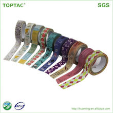 New Pattern Decorative Vinyl Tape,Decorative Adhesive Tape