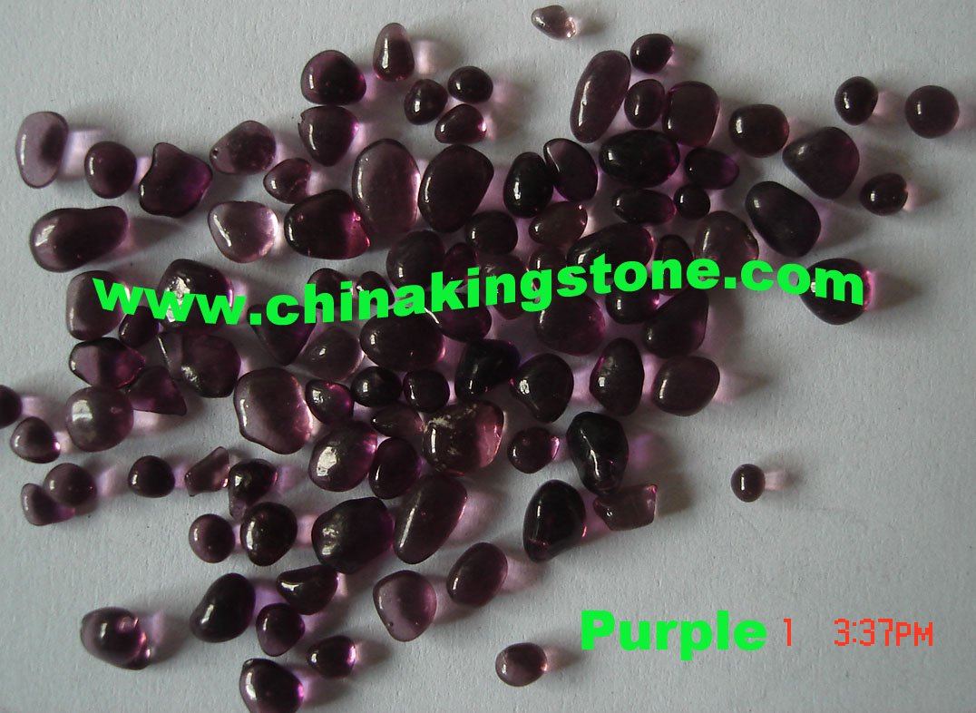 glass beads for decorative