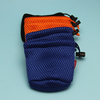 wholesale drawstring mini mesh bag with private label