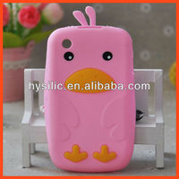 Chicken Shaped Phone Phone Case For BlackBerry Curve 8520 8530 9300