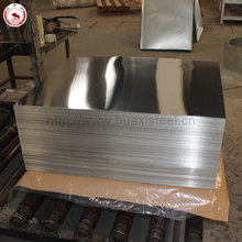 ASTM A623M Standard MR/SPCC Grade Tin Galvanized Plate