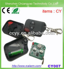 100M Distance 2 channel remote control transmitter receiver CY-007