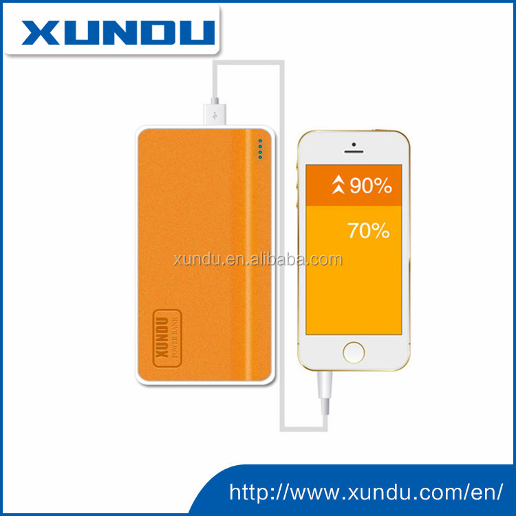 High Capacity Universal Portable Battery Charger 10000mAh Power Bank Dual Output Port